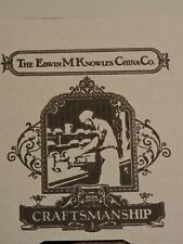 NORMAN ROCKWELL 1979 MOTHER'S DAY REFLECTIONS PLATE #0307K BY KNOWLES