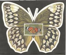 2003   LAOS  -  SG  MS 1833  -  BUTTERFLIES  -  UMM