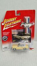 Rare Johnny Lightning 40th Anniversary 1965 Ford Mustang Yellow White Lightning