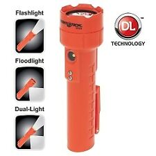 Recharge LED Flashlight Dual Magnets - Red Bayco NSR-2522RM