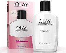 OLAY Active Hydrating Beauty Fluid Original 6 oz (Pack of 3)