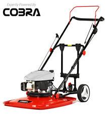 Cobra AirMow 51 Petrol Hover Lawnmower. 3 in 1 Wheel Kit. 4 Stroke Engine. Flymo
