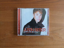 CD Justin Bieber Under the Mistletoe