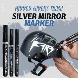 Silver Mirror Marker 3size