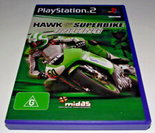 Hawk Superbike Racing PS2 PAL *Complete*