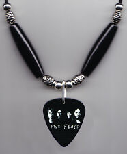 Pink Floyd Band Photo Guitar Pick Necklace #2