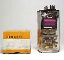Siemens Kleinpolrelais / Telegraphen Relais, V23069-A1035-A102, NOS