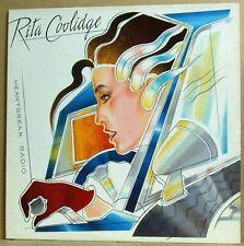 LP Rita Coolidge  Heartbreak Radio  A & M Records 1981