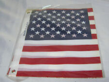 "United States of America USA 12"" x 18"" Printed US Flag"