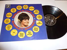 SHIRLEY BASSEY - Golden Hits Of - 1969 UK issue of the 1968 14-track MONO LP