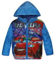 Disney Cars Boys Rain Coat Jacket, anorak,  - Ages 2-3 & 5-6yrs -  RRP £23