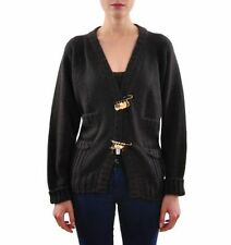 Dry-clean Only Medium Knit Solid Jumpers & Cardigans for Women