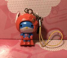 Tokidoki Sanrio Hello Kitty Frenzies Super Hero Keychain Phone Charm 2014