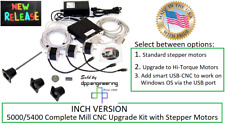 Sherline Pn 6701 Inch 54005000 Mill Cnc Upgrade Kit With Stepper Motors