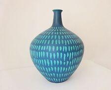 Raymor Pottery Alvino Bagni Italian Vase Original Label 1960's Signed