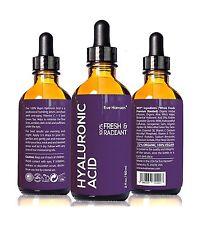 2 oz Hyaluronic Acid - Facelift in a Bottle #2 - 100% Vegan Pro... Free Shipping