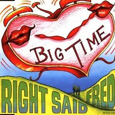 Right said Fred Big time (1996) [Maxi-CD]