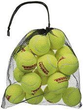 Tourna Mesh Carry Bag of 18 Tennis Balls all purpose