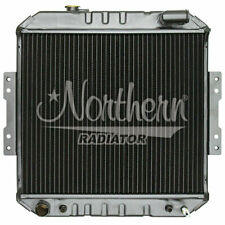 Radiator  Fits K21 and K25 Engine Part # NI21450-FJ100 Nissan Forklift Radiator