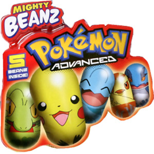 Pokemon Mighty Beanz You Pick & Complete your Set