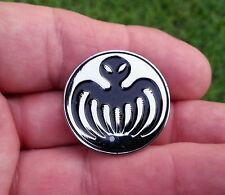 UK ~ SPECTRE LAPEL PIN Badge *HIGH QUALITY*  Suit JAMES BOND Villian 007