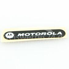 Motorola Front-Label (33012037001) DP2400 DP2600 DP3441 DP4400 DP4600 DP4800