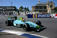 Karl Wendlinger Leyton House CG911 Australian Grand Prix 1991 Photograph