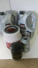 Mitsubishi L200  2.5TD 2.5D Oil Air Fuel Filter 10Lt 10W40 Oil Service kit 1994-
