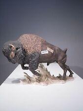 +# A002252 Goebel Archiv Muster Tier Animal Bison Büffel Buffalo CW63 Plombe