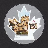 EXPO 67 IN MONTREAL = CANADA 150 = Minisheet Stamp 2017 #2999a MNH VF