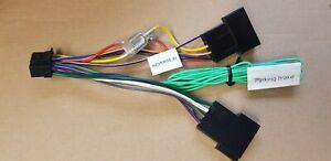 GENUINE SONY 16 PIN ISO CABLE,XAV-68BT XAV-65BT XAV-AX100 XAV-AX200 XAV-AX1000