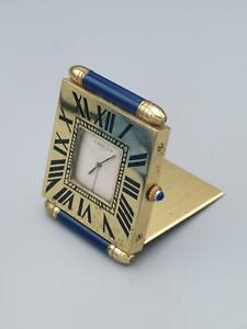 Cartier Bedside Alarm Clock