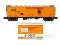 O Gauge 3-Rail Lionel 6-27368 NJDX CNJ Jersey Central Steel-Sided Reefer #1443
