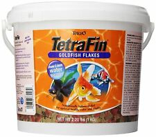 Tetra 77006 TetraFin Goldfish Flakes, 2.20Pound, 5Liter, New, Free Shipping