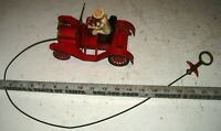 Revell Toys 1910 Model Maxwell Pull Cable Operating Jalopy Toy Car Parts/Repair