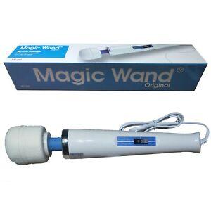 Magic Wand Handheld Massager Vibrating Massage Full Body Hitachi Motor HV260