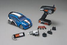 Dromida 1:18 Rally Brushless RTR 2,4Ghz blau RC Auto bis zu 48km/h DIDC0076