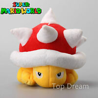 New SUPER MARIO BROS Turtle Gloomy Soft Plush Toy Stuffed Doll 9'' Teddy