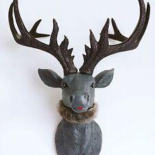 LARGE Unique decoration Stag Head Taxidermy Deer 'Aspen'