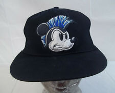 a83fd7dc7bc Mickey Mouse Black Youth Baseball Hat Cap M28 Disney