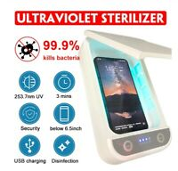 UV Sterilizer Disinfection Box Automatic for Mask Toothbrush Mobile Phone Beauty