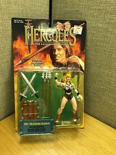 Hercules The Legendary Journeys: Mt. Olympus Games Atalanta ToyBiz 1997 NIP