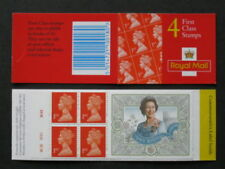 Royalty Decimal Great Britain Barcode Stamp Booklets (1987-Now)