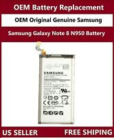OEM Genuine Samsung Galaxy Note 8 N950 Battery 3500mAh - OEM Replacement Battery
