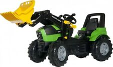 Rolly Toys Treppe Traktor RollyFarmtrac Deutz-Fahr 7250 grün / schwarz
