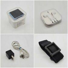 Apple Mc689Ll 8Gb iPod Nano 6th Generation Blue Mp3 Player with Accessories