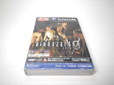 "Game ""biohazard 0"" Nintendo GameCube Free Shipping from Japan 0004"