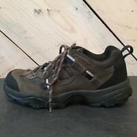 LL Bean Women's Hiking Boots Leather Mid Ankle Shoe Size 9.5 M