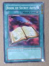 Yu-Gi-Oh!  YUGIOH  BOOK OF SECRET ARTS    SDY-E019  (y809) magic card