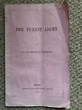 Lime Light. Electricity will probably never catch on!  Prof. Griffiths. 1861